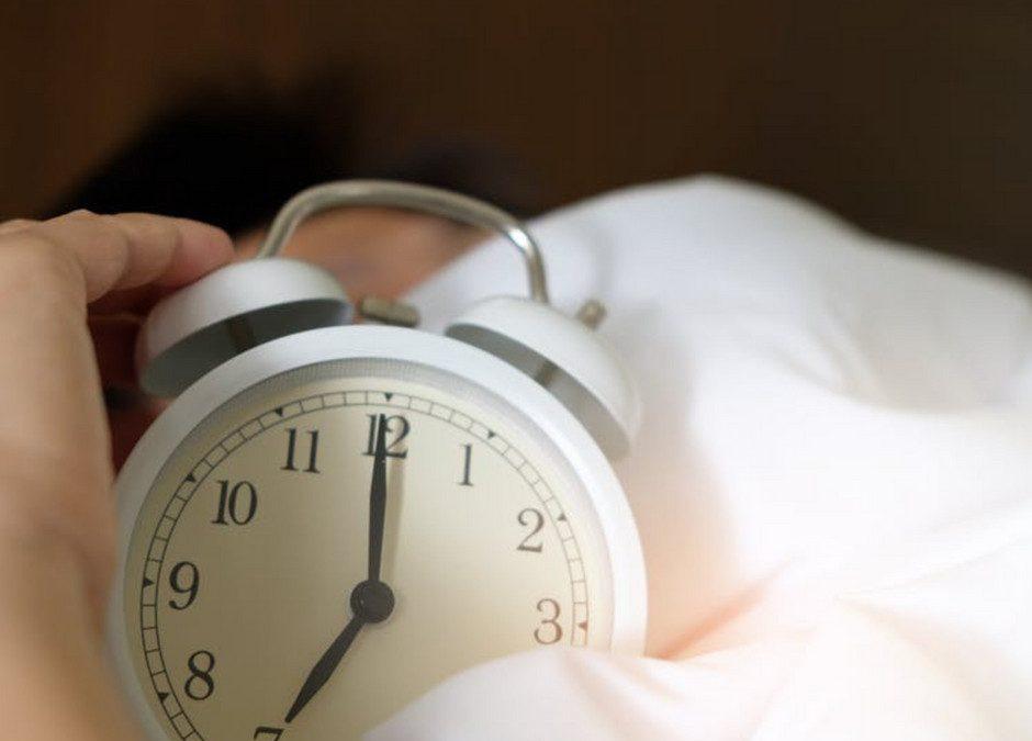 Sleep and Massage | Massage Westford, MA