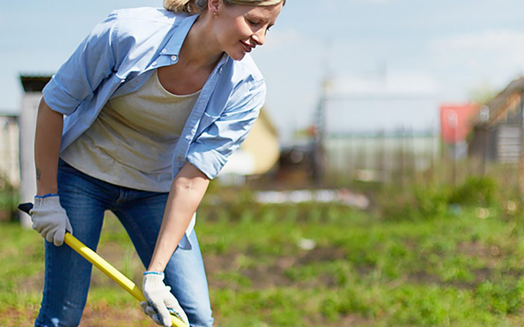 5 Strategies for Pain-Free Gardening